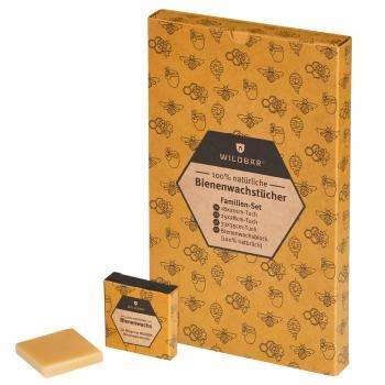 Bienenwachstücher Familien-Set